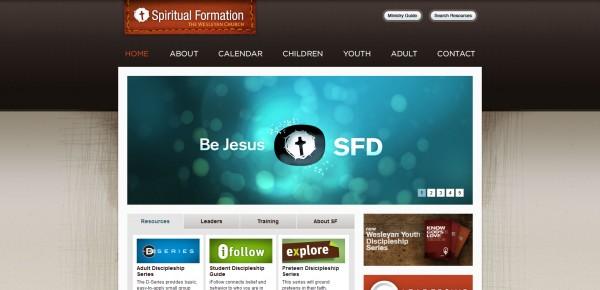 http://www.headhearthand.com - примеры красивых сайтов церквей