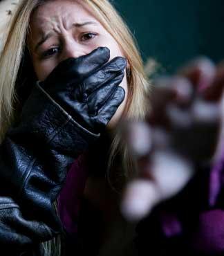 Жертвы торговли людьми